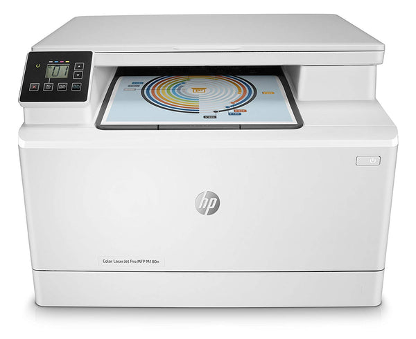 HP Color LaserJet Pro MFP M180n Network Printer (T6B70A)