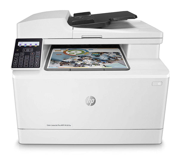 HP Color LaserJet Pro M181fw Multi-function Printer (T6B71A)