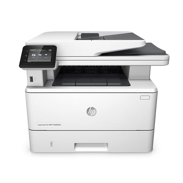 HP LaserJet Pro M426fdn All-in-One Laser Printer with Built-in Ethernet & Double-Sided Printing (F6W14A)