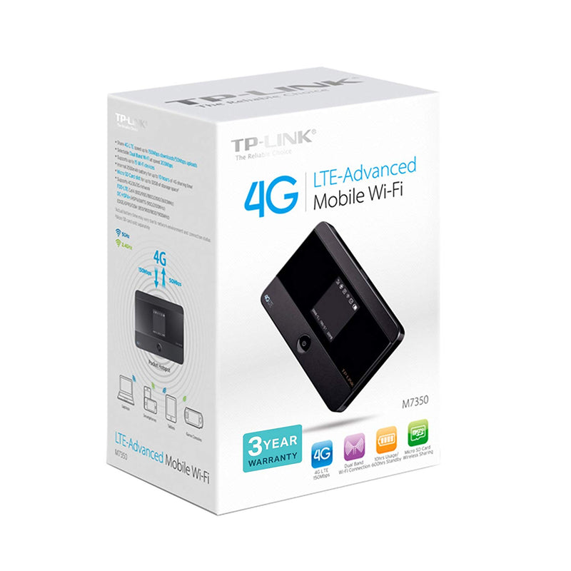 TP-Link M7350 LTE-Advanced Mobile Wi-Fi