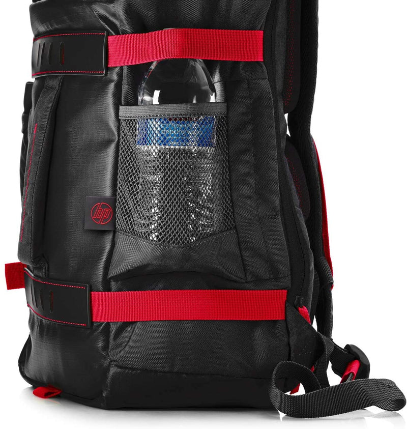 HP (39.62 cm) 15.6 Inch Odyssey Laptop  Backpack Bag (X0R83AA)