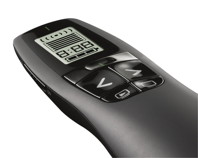 Logitech R700 Wireless Laser Presentation Remote USB 2.0