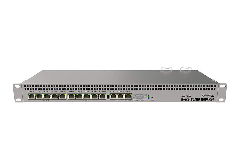 MikroTik RB1100AHx4 Dude Edition Router (RB1100Dx4)