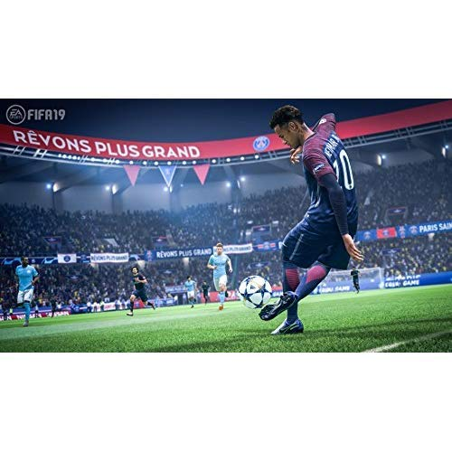 Sony PS4 Slim 1TB with FIFA 19