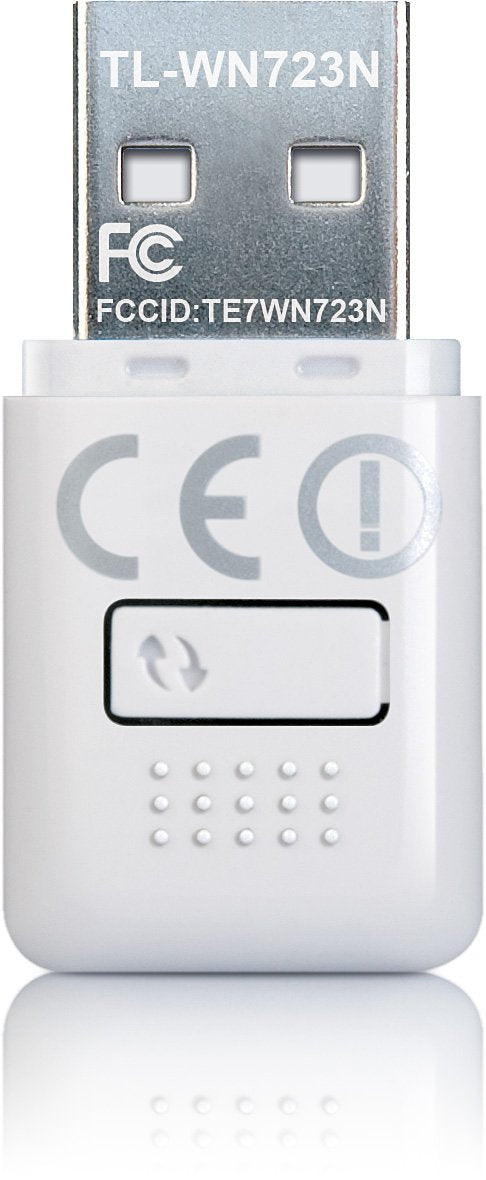 TP-Link N150 Wireless Mini USB Adapter (TL-WN723N)