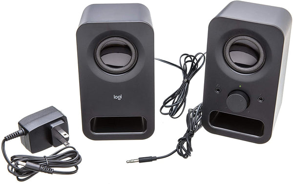 Logitech Z150 Compact Stereo Multimedia Speakers