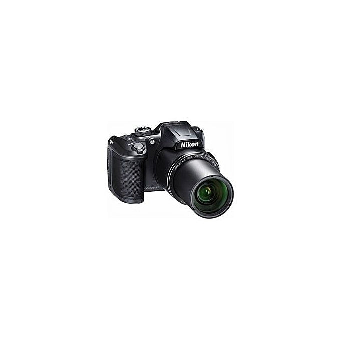 Nikon Coolpix Bridge B500 - 16MP - 40X Optical Zoom - Compact Camera