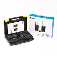 Wireless lapel microphone BOYA BY- WM6