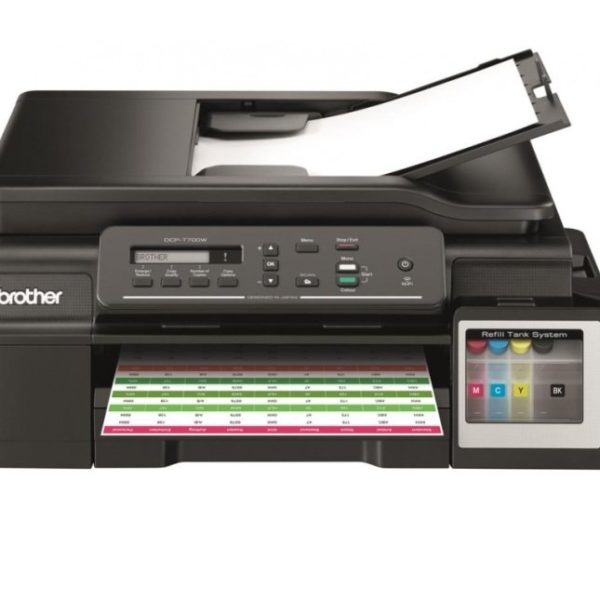 Brother DCP T700W Multifunction CISS Printer