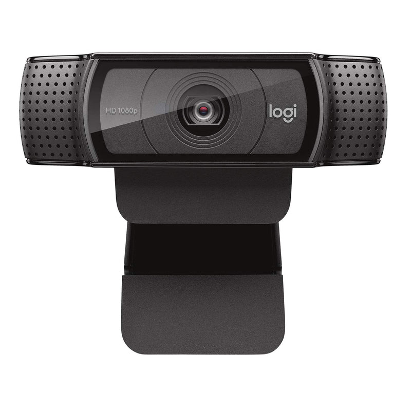 Logitech C920 HD Pro Webcam for Desktop and Laptop