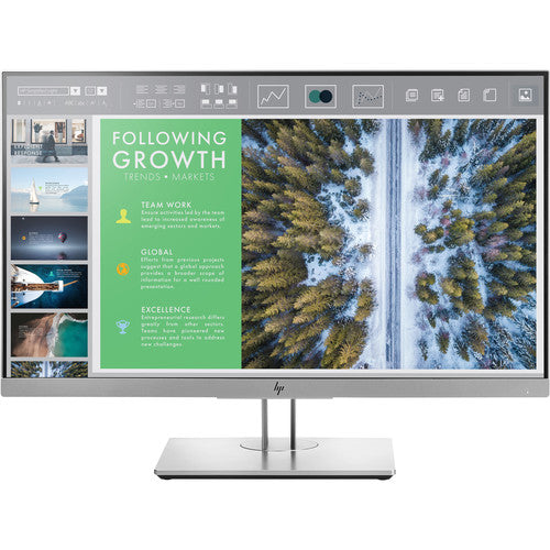 HP EliteDisplay E243 23.8 Inch LED-Lit Full HD IPS Monitor - 1FH47AS