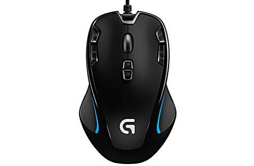 Logitech G300s Optical Wired USB Gaming Mouse