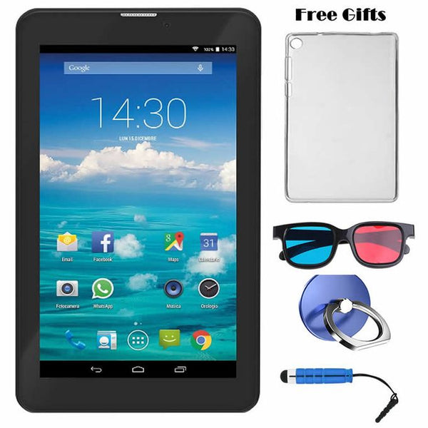 "Gtouch Kids Tablet Dual SIM 7"" 16GB 2GB RAM 4G Wifi 2MP Camera"