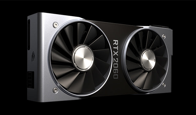GEFORCE RTX 2060 Graphics Card