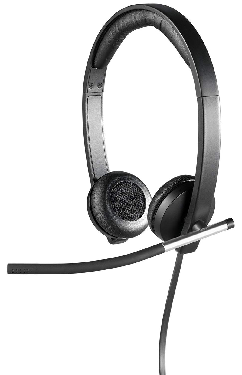Logitech Headset Wired USB H650e Stereo - Business Series (981-000519)