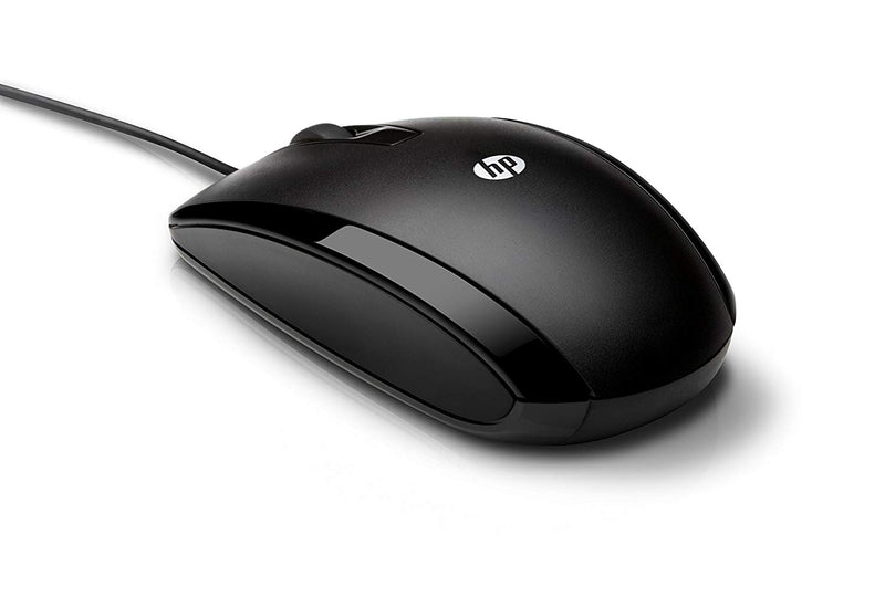 HP Wired Mouse X500