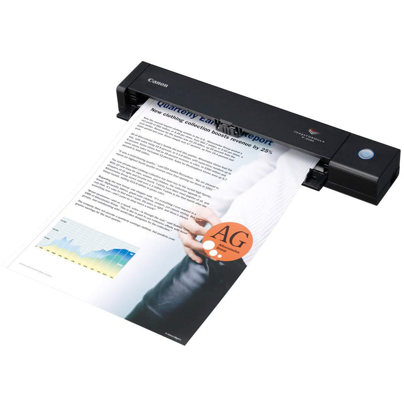 Canon imageFORMULA P-208II Personal Document Scanner