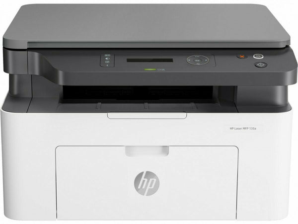 HP Laser MFP 135A Printer -  4ZB82A - Copy, Scan, Multi-Functional All in One Office Printer