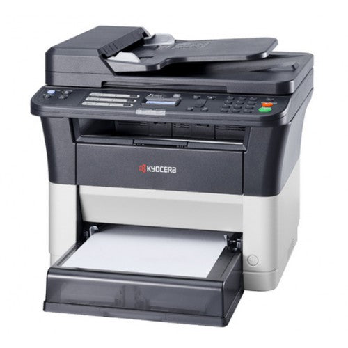 Kyocera Ecosys FS-1025MFP Black and White Multi functional  Printer - 1102M63NXV