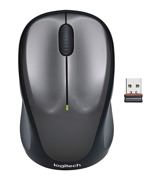 Logitech M235 Wireless Optical Mouse with Unifying USB receiver