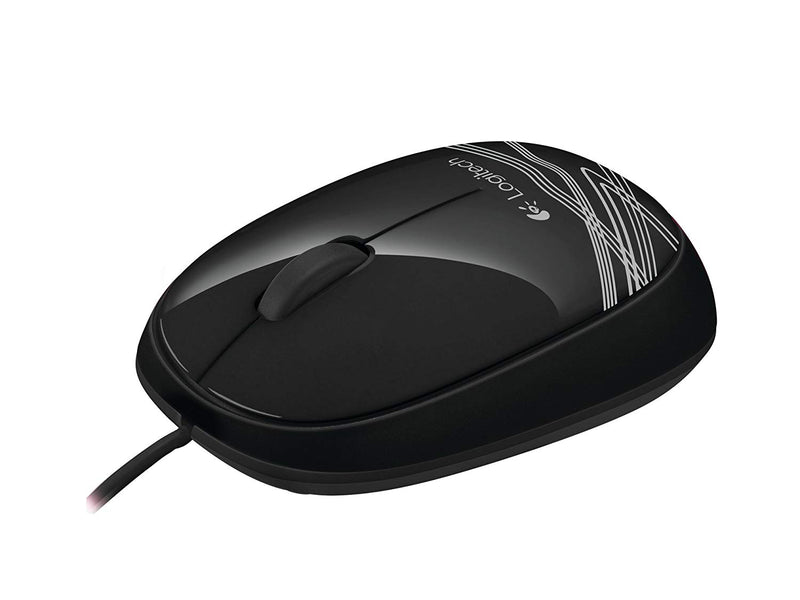 Logitech M105 USB Wired Optical Mouse