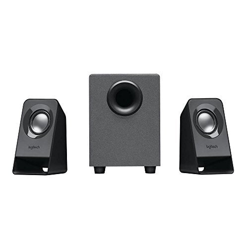Logitech Z211 Compact USB-Powered Speakers