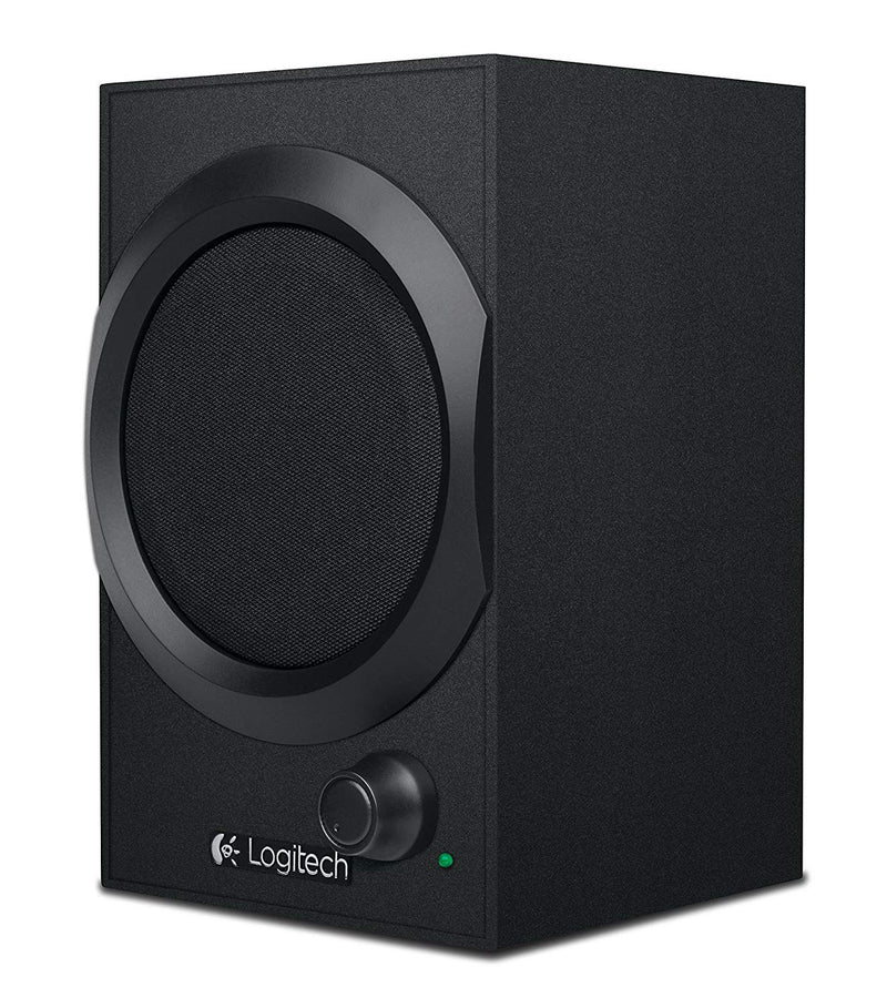 Logitech z240 multimedia speakers-3.5 mm for Laptop and Smartphone
