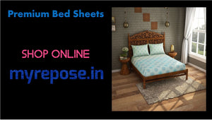 India's most premium bedsheet