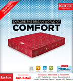 Kurlon DREAM SLEEP spring mattress | 6 Inches