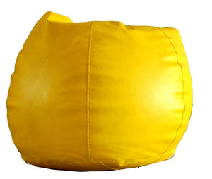 Filled XL Bean Bag | Yellow Bean Bag