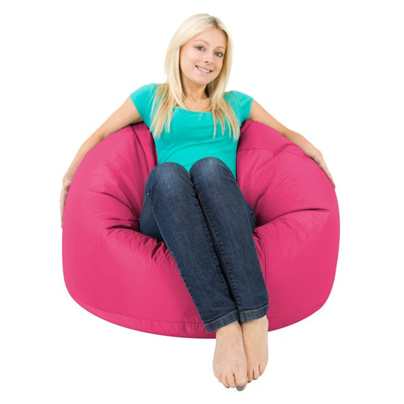 Pink XL Bean Bag