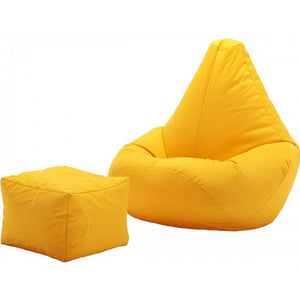 XXL Bean Bag | Filled XXL Bean Bag With Footrest | Free Home Delivery