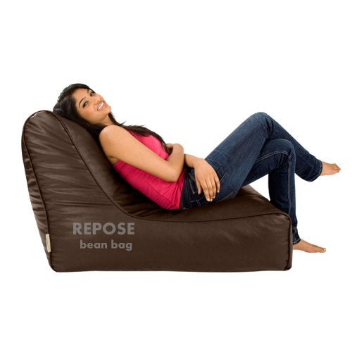 Knix Lounger Bean Bag | Filled Designer Bean Bag - Knix Bean Bag
