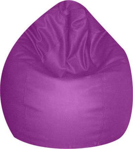 Purple XL Bean Bag Cover | Without Beans | Cover Only