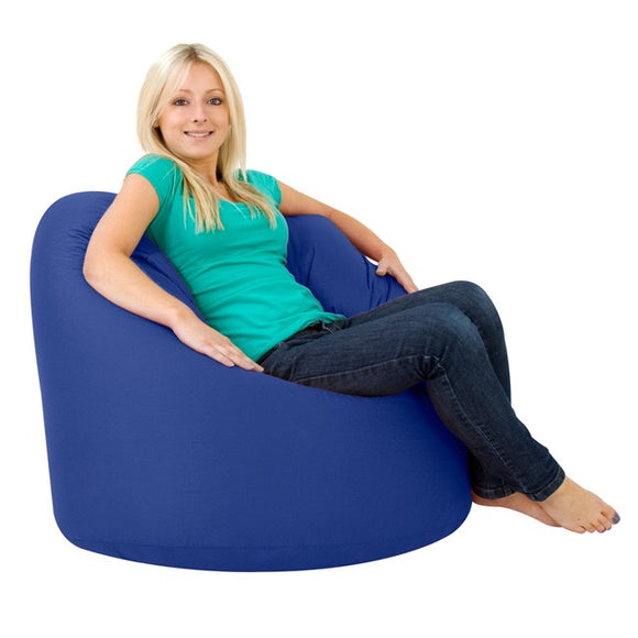 Blue XXL Bean Bag