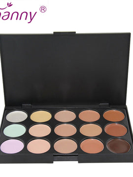 Concealer Palette Makeup 15 Colors