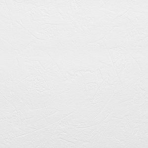 Brier Paintable Plaster Texture Wallpaper-plaster textured.  done in white
