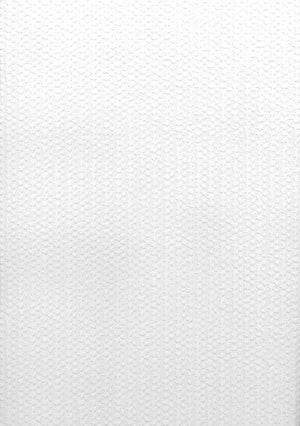 Morrison Paintable Texture Wallpaper-chic white polka dot textured pattern