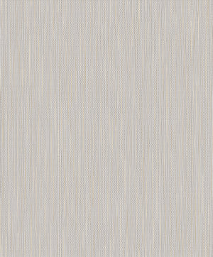 Emeril Beige Faux Grasscloth Wallpaper-Shimmering gold and pewter undertones give this faux grasscloth design an elevated look. Raised ink details emphasize its realistic design.
