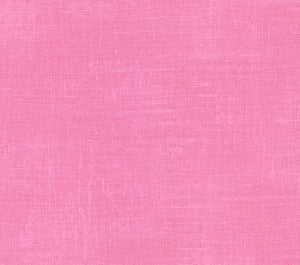 Langston Pink Linen Texture Wallpaper-hot pink wallpaper. Its speckled design creates a linen effect.