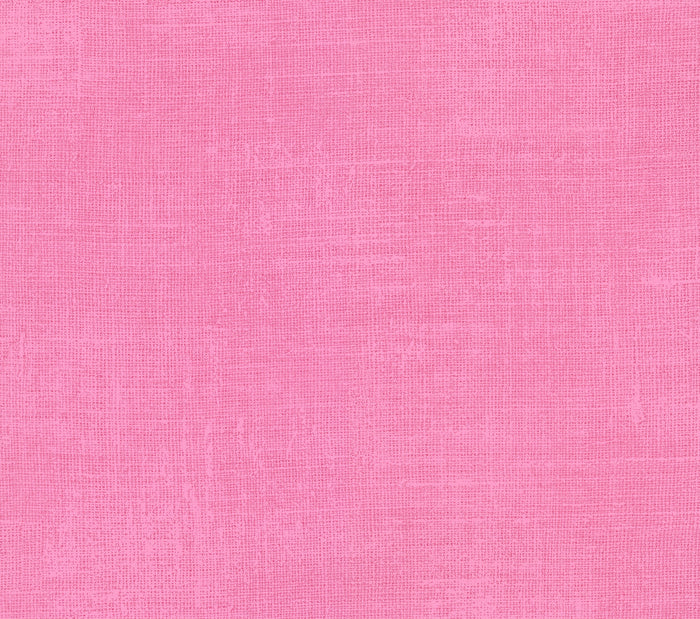 Langston Pink Linen Texture Wallpaper
