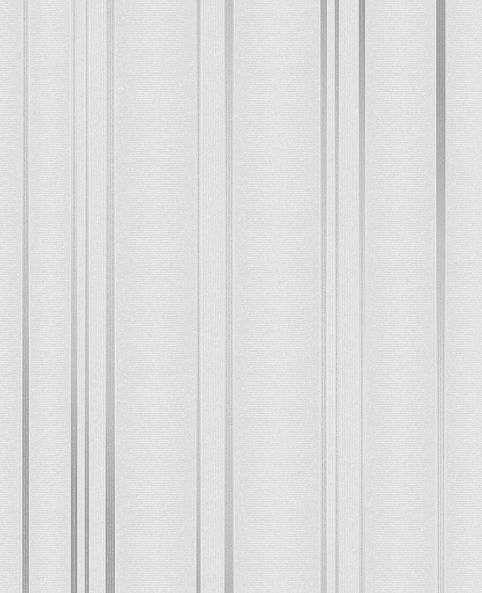 Thierry Grey Stripe Wallpaper