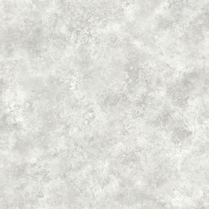 Leon Platinum Plaster Texture Wallpaper-platinum print, A detailed mottled design lends to its plaster inspired look.