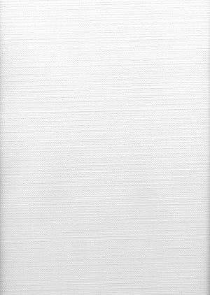 Knit Warm Texture Paintable Wallpaper-white lightly striped wallpaper