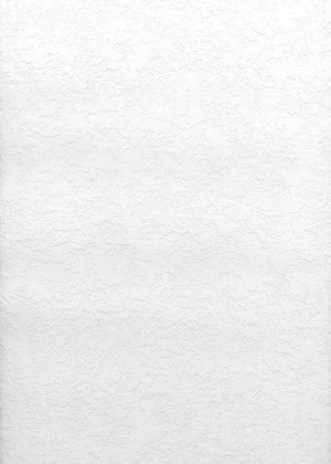 Knock Down Plaster Texture Paintable Wallpaper-a look similar to a knock down plaster texture technique-left in white