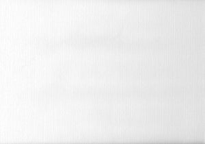 Gill Ribbed Texture Paintable Wallpaper-creates an authentic combed plaster texture. ls left white