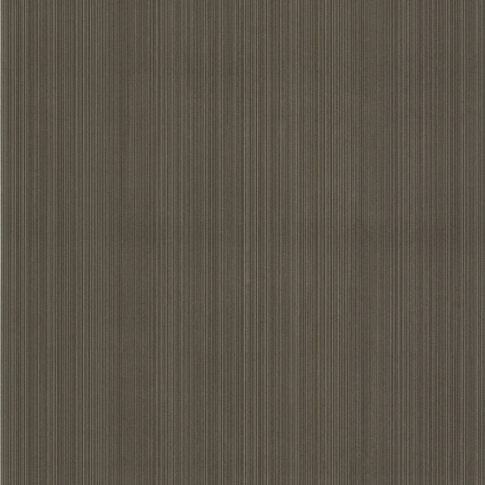 Suelita Brown Striped Texture Wallpaper