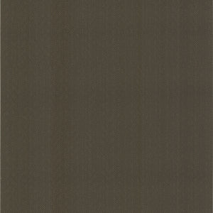 Paschal Dark Brown Herringbone Texture Wallpaper-a rich espresso brown, with a stylish herringbone design.