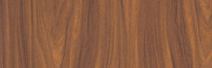 Walnut Adhesive Film-Tonal variations in the design create a realistic walnut look.