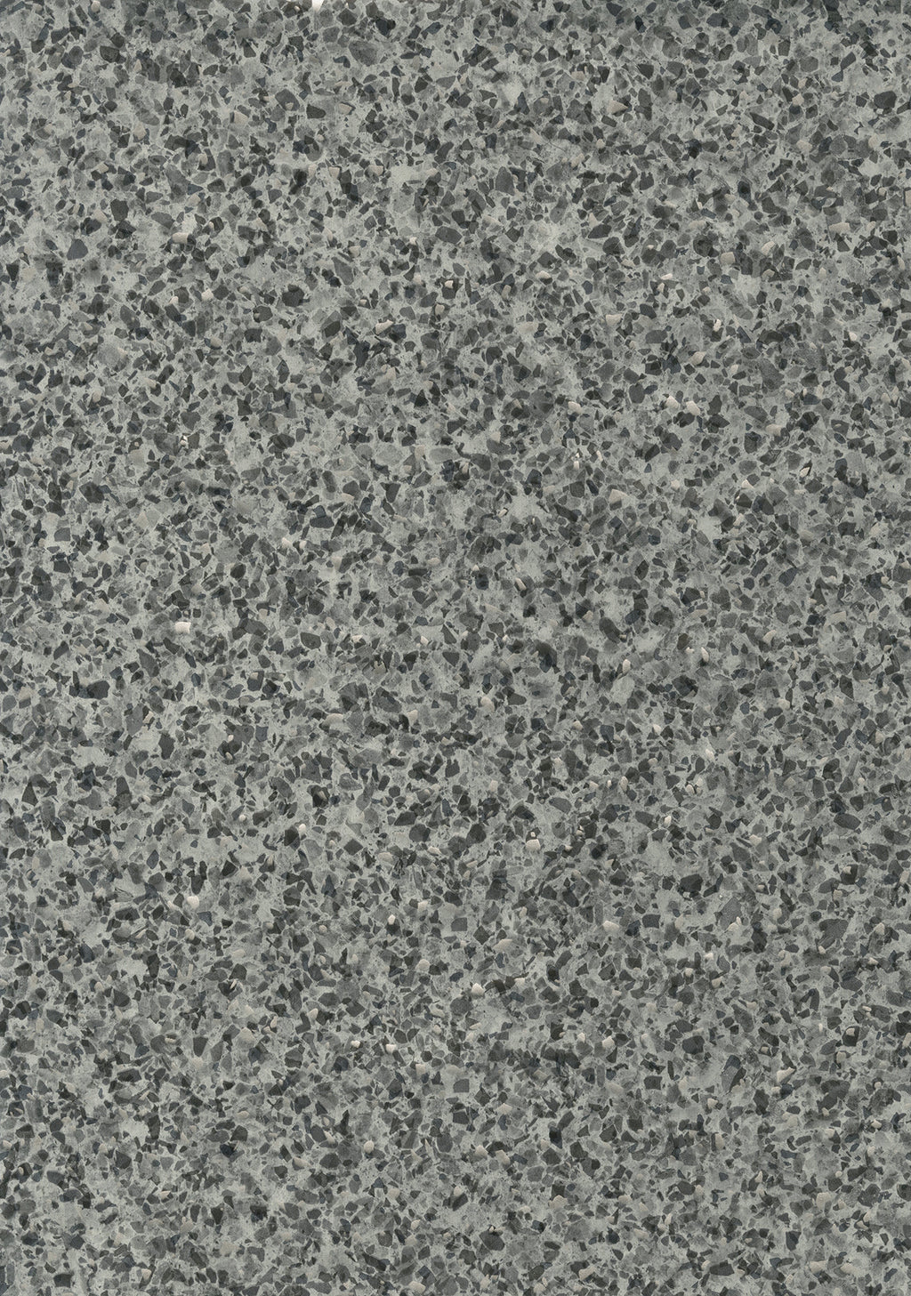 Terrazzo Silver Grey Adhesive Film-grey, silver and black